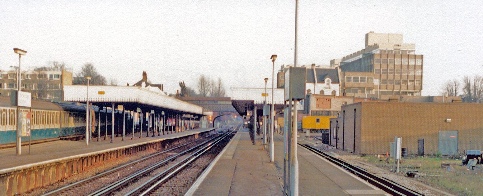 Planning Application in Beckenham
