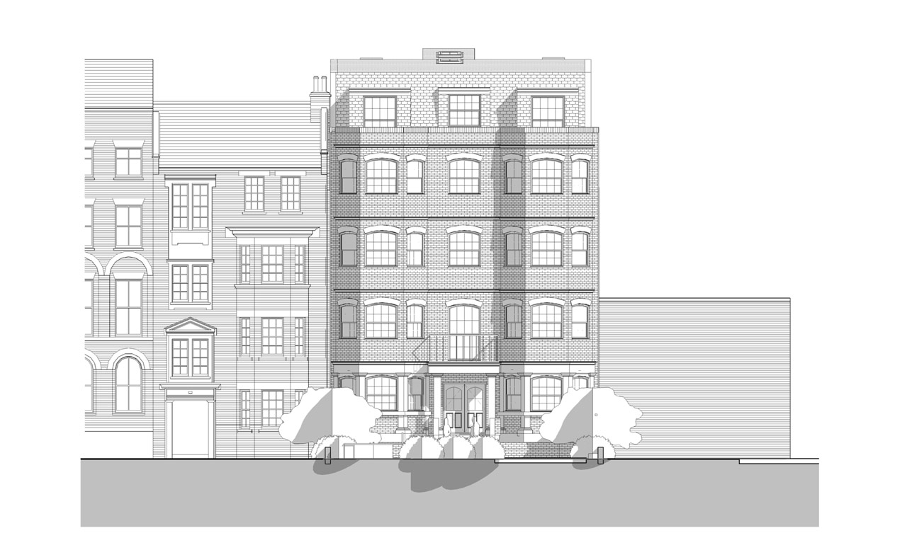 planning application Clapham