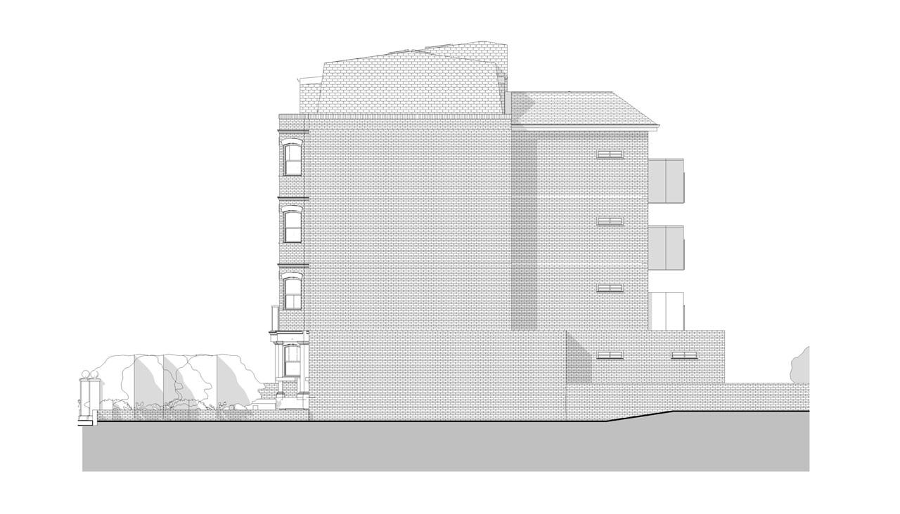 building design in Lambeth Council