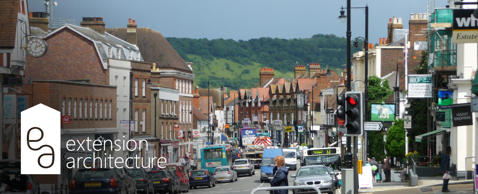 Architects & Planning in Dorking
