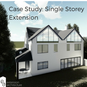 Single storey extensions, small house, small home, extensions, create space, extend home, architect, architecture, planning, living space, bedroom space, add value, increase value, Molesey, Elmbridge, kitchen space, kitchen extension, office space, home office, office extension, planning permission, permitted development rights, kitchen extension, living room extension, downstairs extension, kitchen extensions, downstairs extensions, living room extensions, build home office, home office extensions, extend house, London architects, London house extensions, London home extensions, London kitchen extensions, London home office extensions, case study, single storey extension case study, detached house extension, rear box extension, bi-folding doors