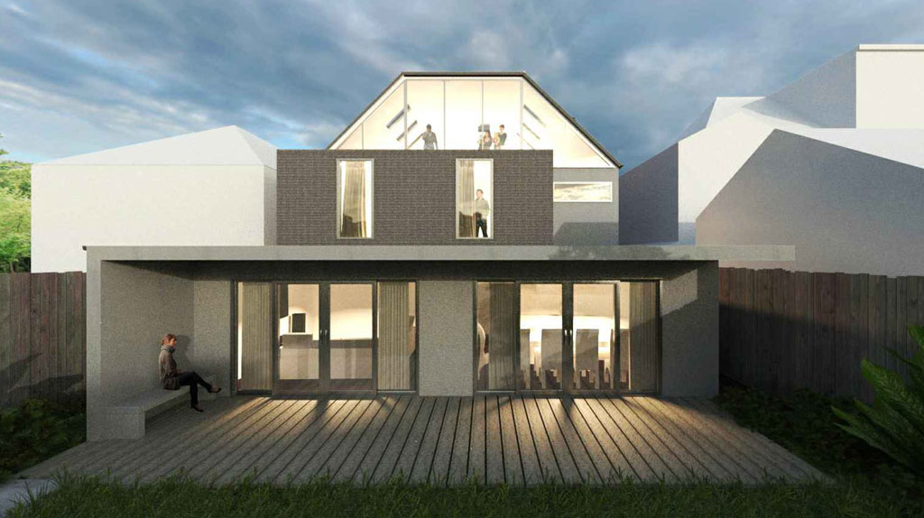 Double Storey Rear Extension and Loft Conversion in Hackney