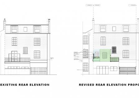Double Storey Rear Extension in Islington, London