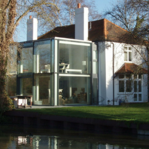 Images of extensions for a blog post by London based architects, Extension Architecture, examining the advantages and disadvantages of conservatories and home extensions.