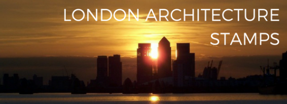 London Architecture Stamps