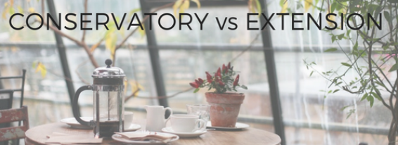 Conservatory Or Extension – The Pros And Cons