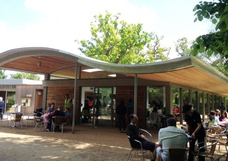 The Pheasantry Cafe in Richmond upon Thames