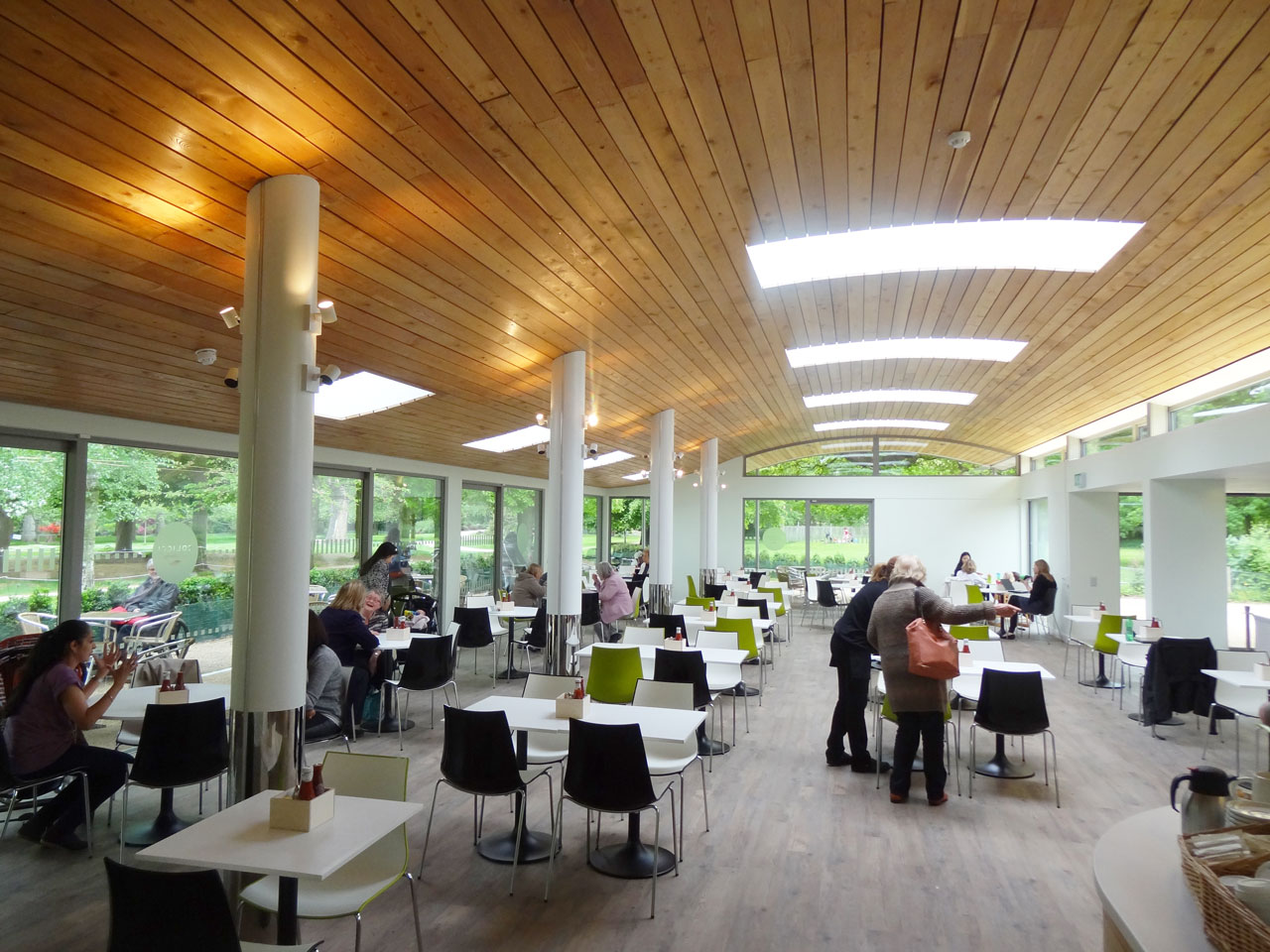 The Pheasantry Cafe in Richmond Planning