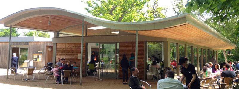 Pheasantry Cafe Bushy Park Hampton