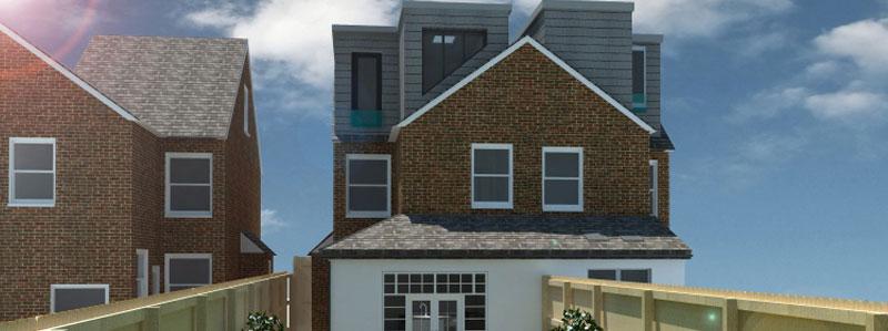 Side Extension & Loft Conversion in Epsom