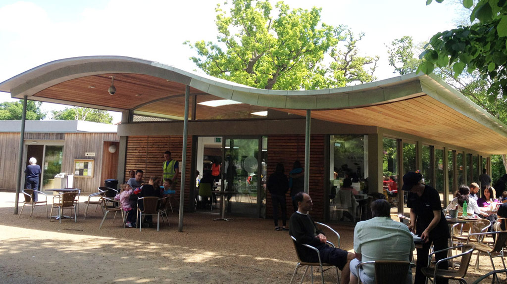 Pheasantry-Cafe-Bushy-Park-Richmond-upon-Thames-Project