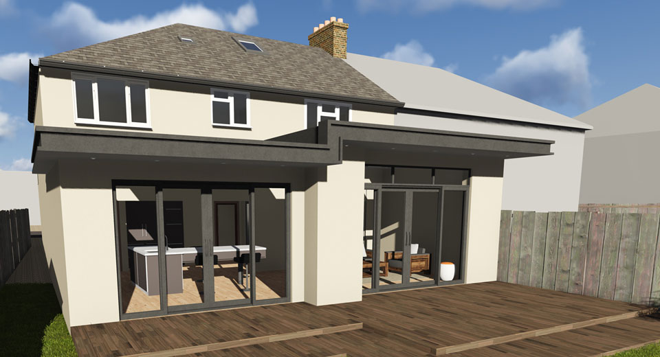 Single-Storey-Extension-and-Rear-Extension-in-Sutton-5