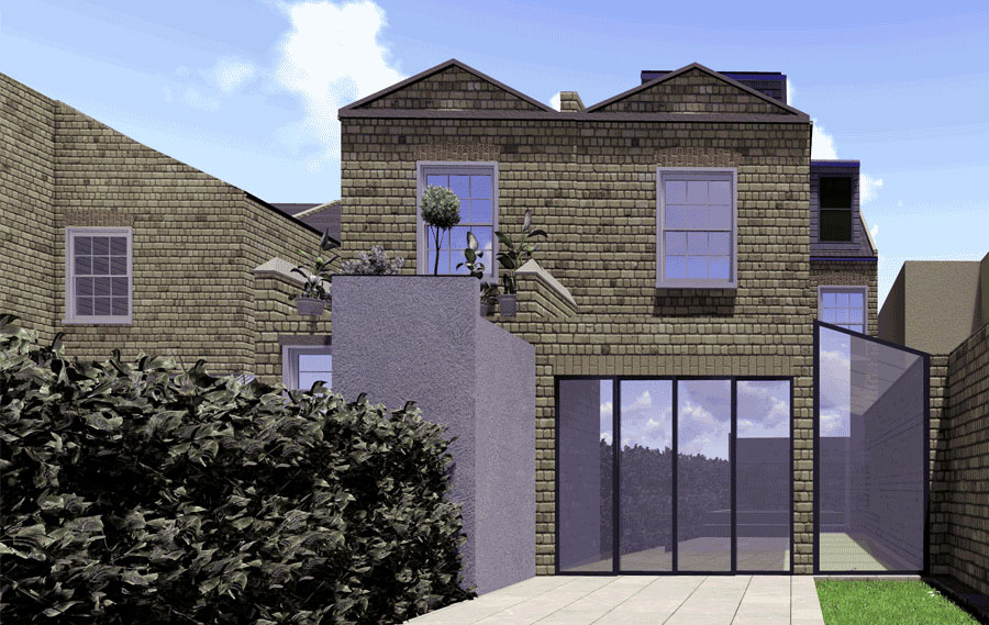 double-storey-extension-in-Kingston