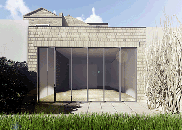 feature image for article on double storey extension