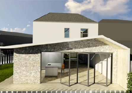 Modern New Build in Croydon