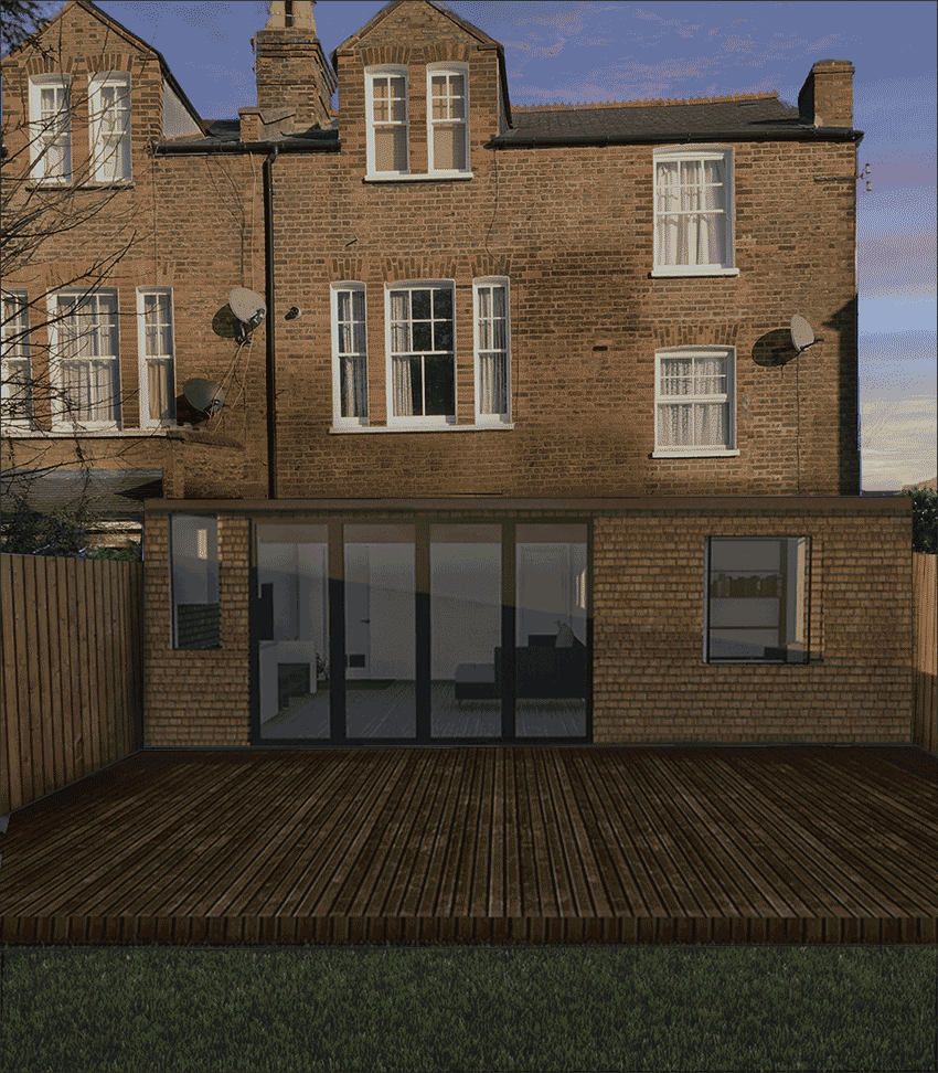 rear-render for article on first class extension