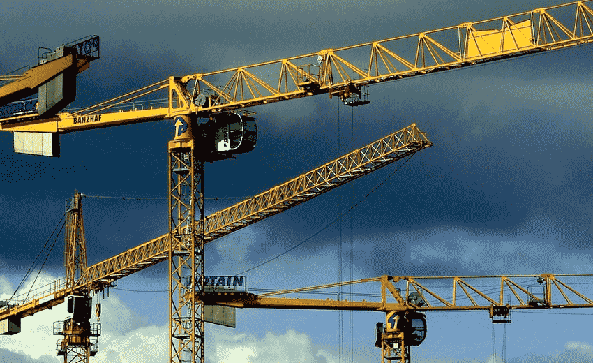 large image of crane for design and access statement article