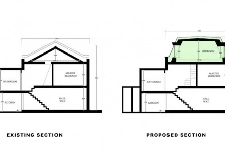 London architectural practice EA give Chelsea home a smart loft conversion