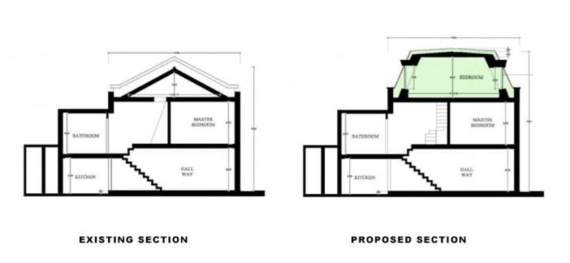 London architectural practice EA give Chelsea home a smart loft conversion