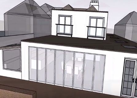Single-&-Double-Storey-Extension-in-Bromley
