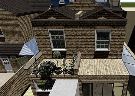 Smart-double-storey-extension-in-Kingston