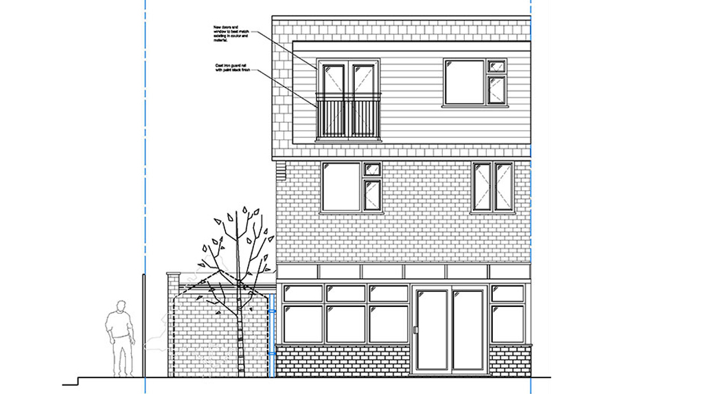 Loft Extension in Sutton - Extension Architecture London | Planning on awning plans, rafter plans, porch plans, cupola plans,
