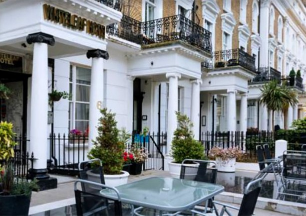 The White Leaf Hotel, Bayswater