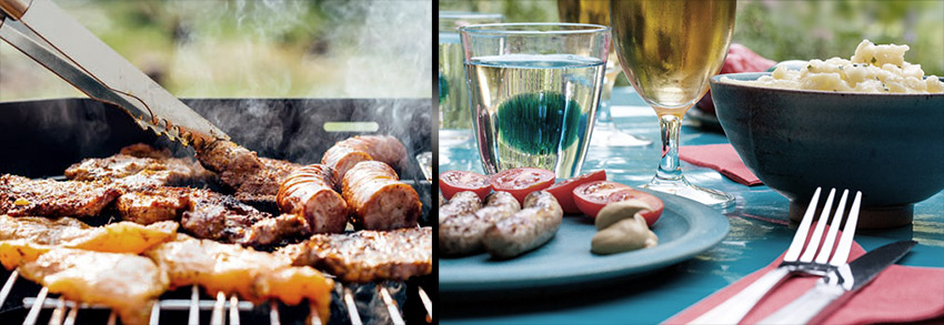 barbecue images for neighbours section in blog on planning rules for extensions