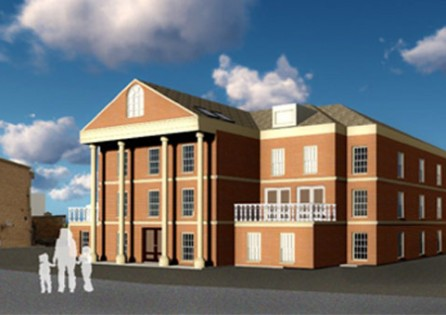 New Build Flats Epsom
