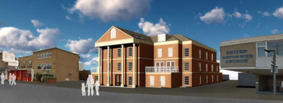 New Build Flats Epsom