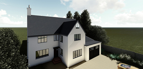 Converting Single Storey Extension to Double