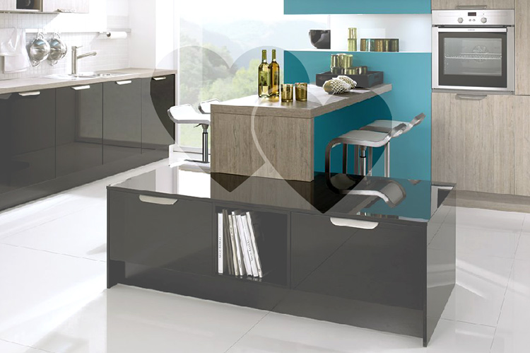 love kitchen image for new build homes blog