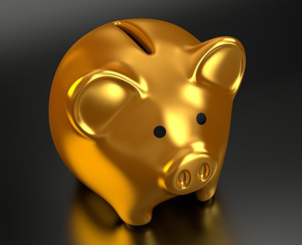 piggy bank image on blog re Do I need Architect services for an Extension?