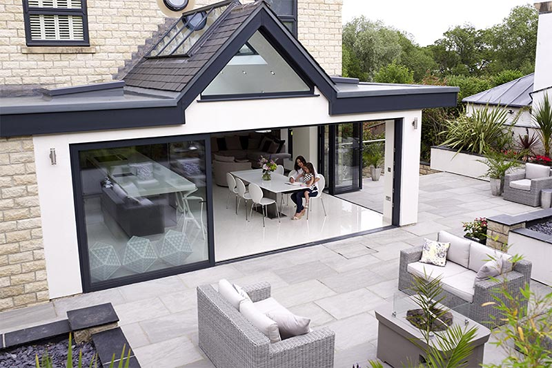 Single Storey Rear Extension Image For Blog On Rear Extension Ideas