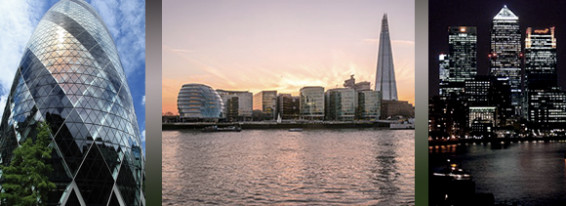 Your Guide to London Skyscrapers