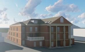New Build Epsom Flats