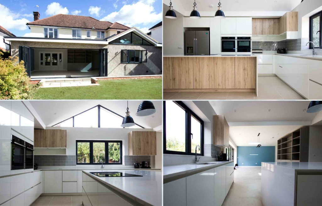 <small>The Definitive Guide to:</small><br>How much a House Extension costs in 2019