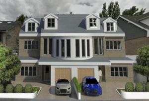 Lincoln Avenue; New Build