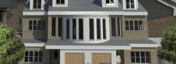 26 Lincoln Avenue; New Build