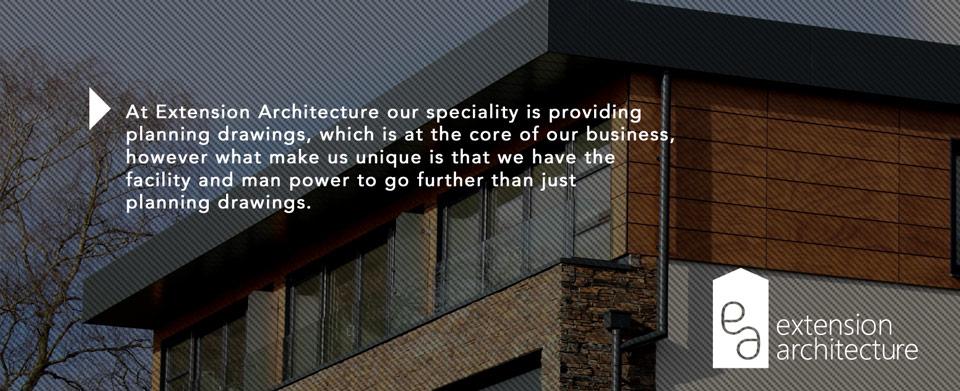 Architect planning in Barnet