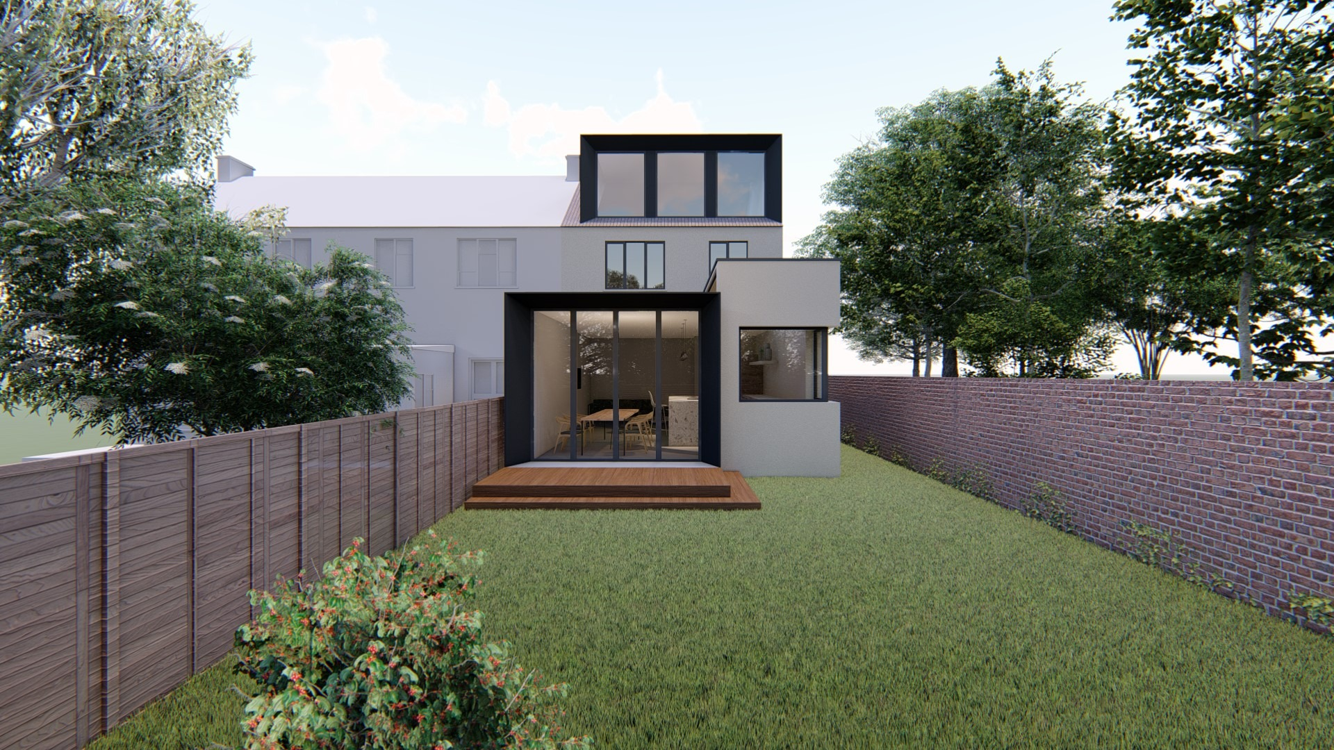 Single-Storey extension in Bromley 2019