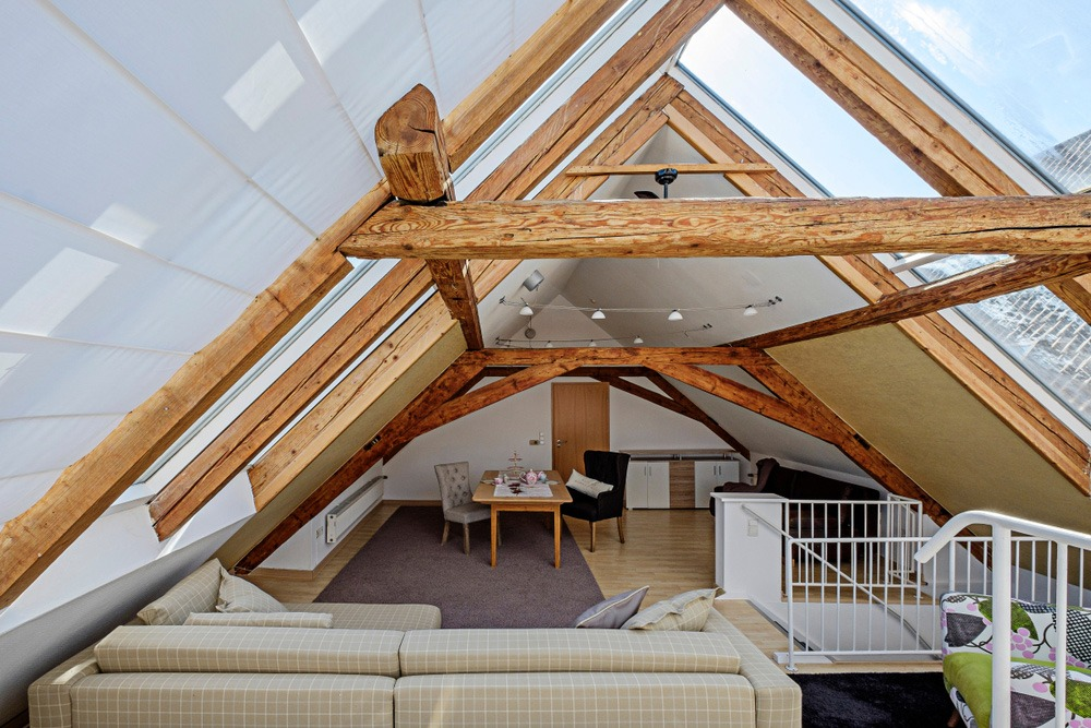 loft conversion planning timber roof