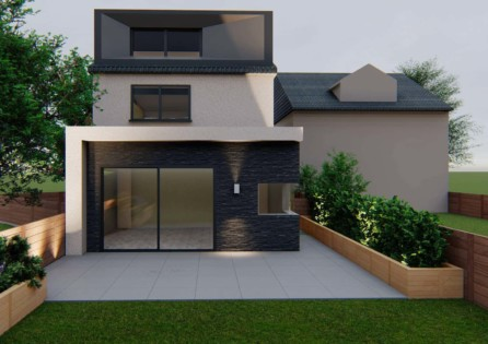 Single Storey Extension (lawrence-keal)