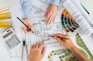 Building regulations designing