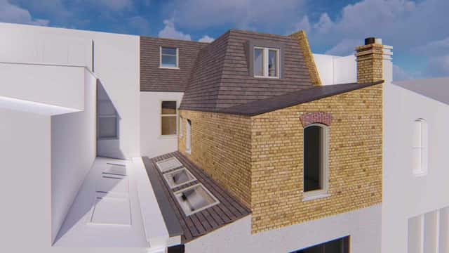 Loft Conversion & Interior Design in Wandsworth