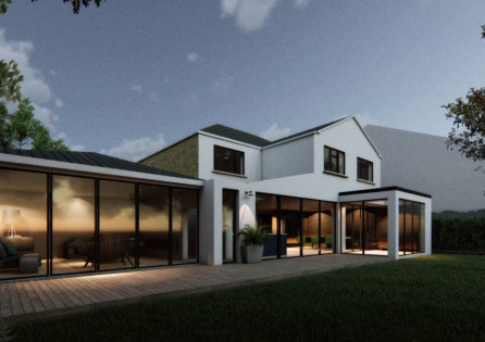 175 Leigh Hunt Drive, Double Storey Extension