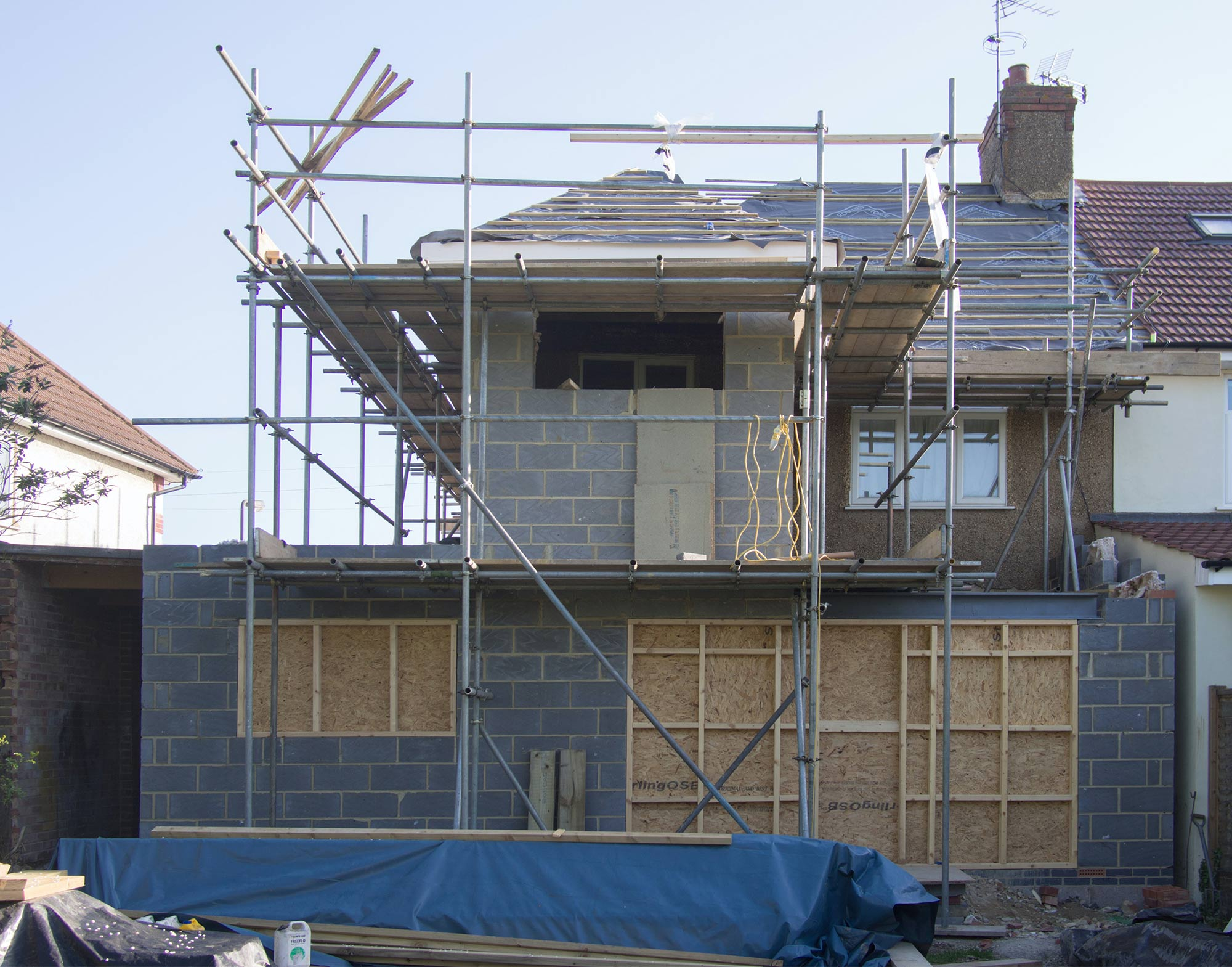 extension of house planning permission