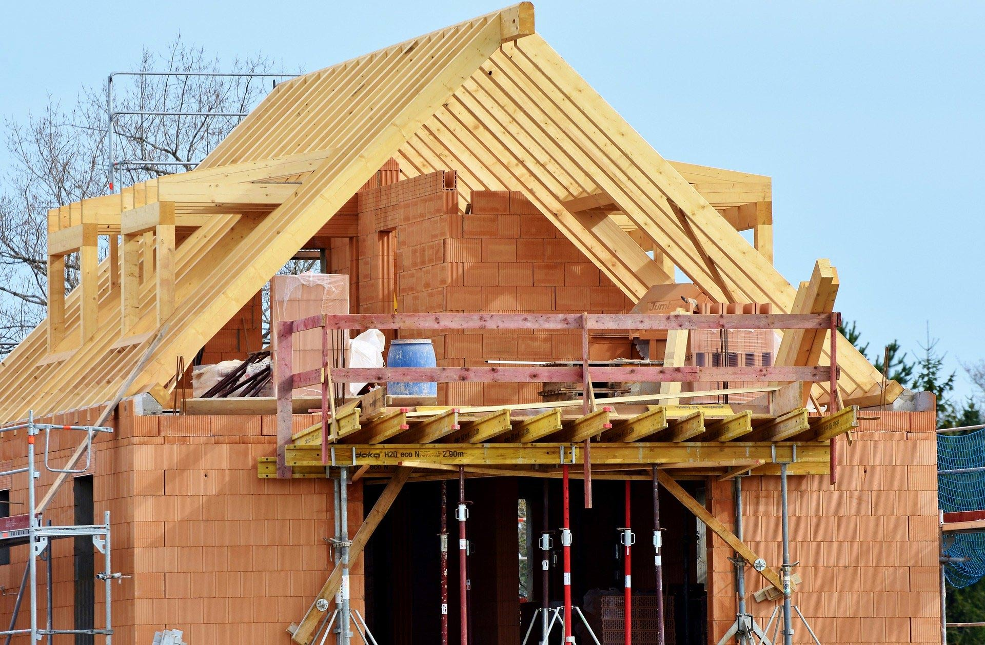 How Much Does It Cost To Build A House? - EA London