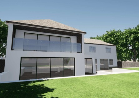 6 Shalford Road, Double Storey Extension