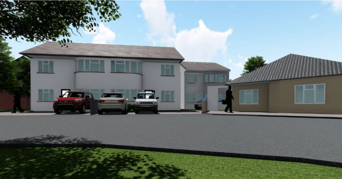 New build residential surrey
